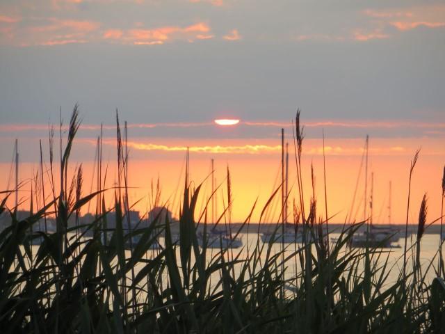 BI Sunset