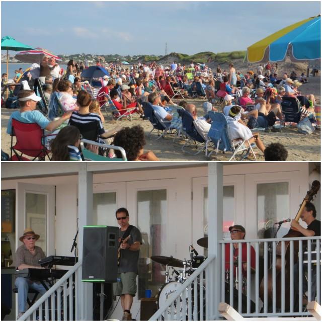 BIRA Beach concert