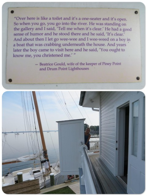 An interesting little tale about lighthouse life!