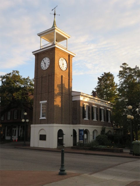 Georgetown Clock Tower