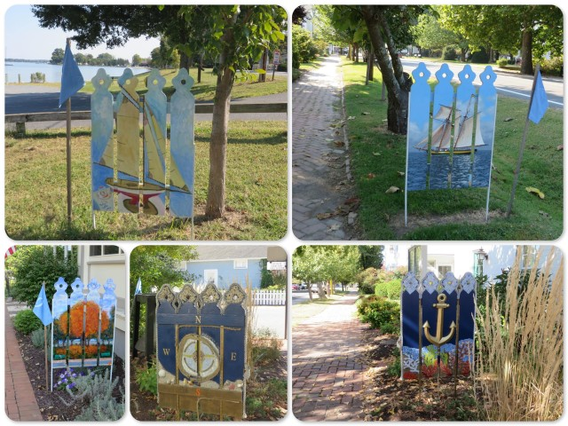 Picket Fence art