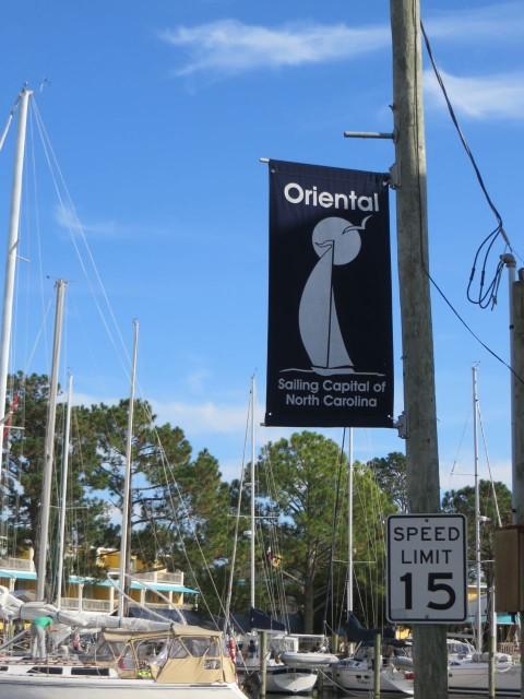 Oriental, the Sailing Capitol of North Carolina