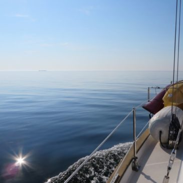 Hopping Down the Southern End of the Chesapeake Bay