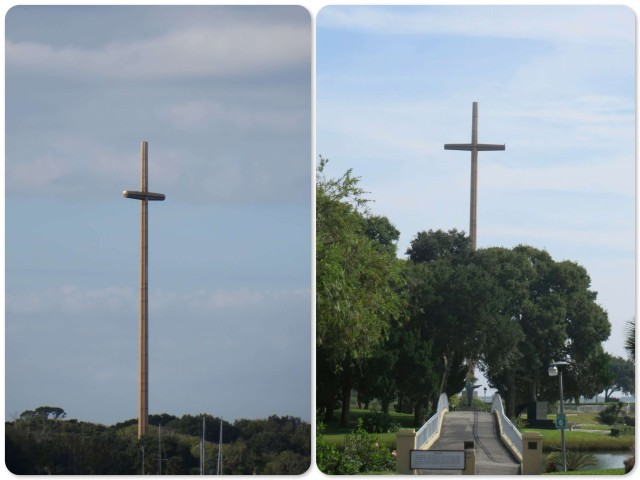 The Great Cross of St. Augustine