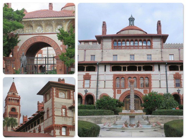 Hotel Ponce de Leon, now Flagler College