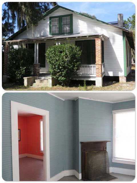 ~Beulah's house ~colorful interior walls