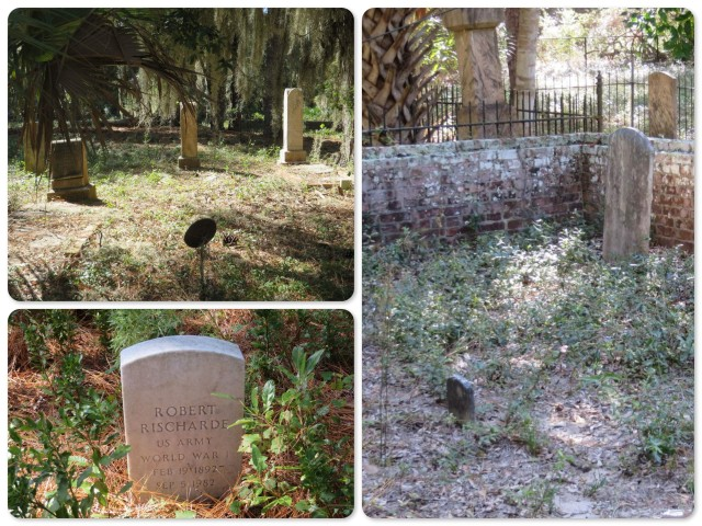 High Point Cemetery, Cumberland Island