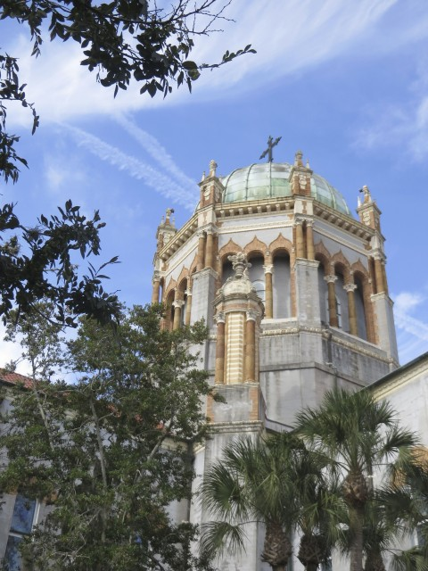 Memorial Presbyterian Church, built by Henry Flagler in memory of his first wife and daughter