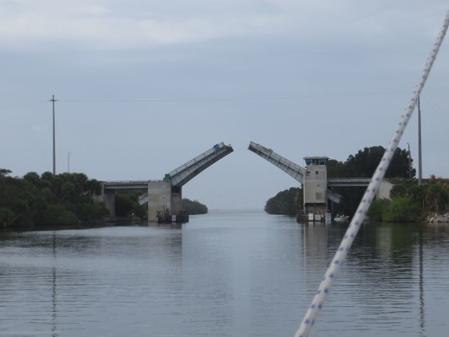 Haulover Canal Bridge