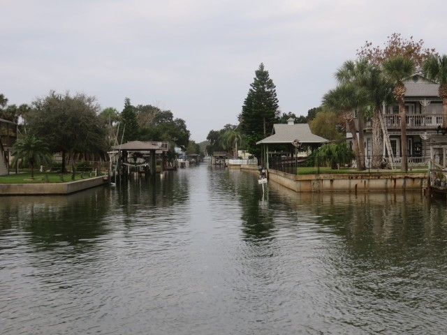 A canal off the ICW