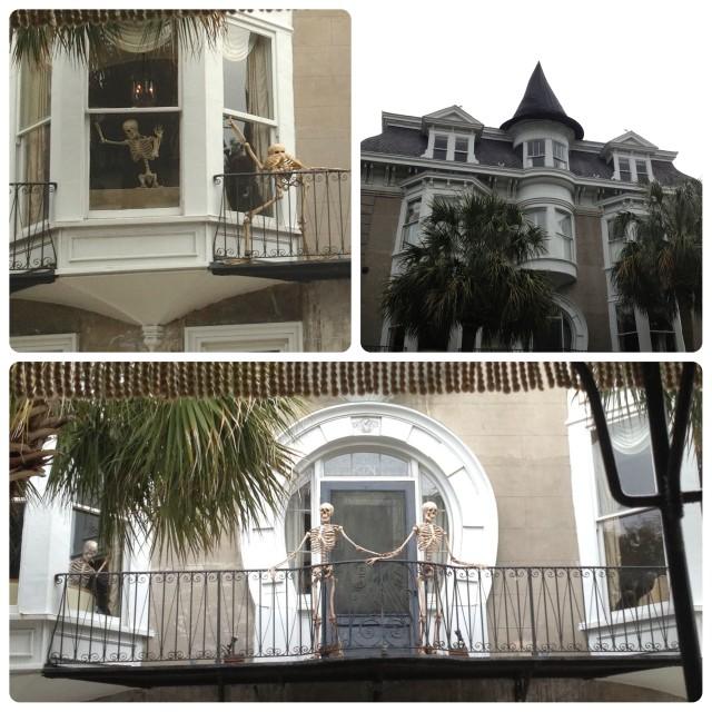 Halloween in Charleston