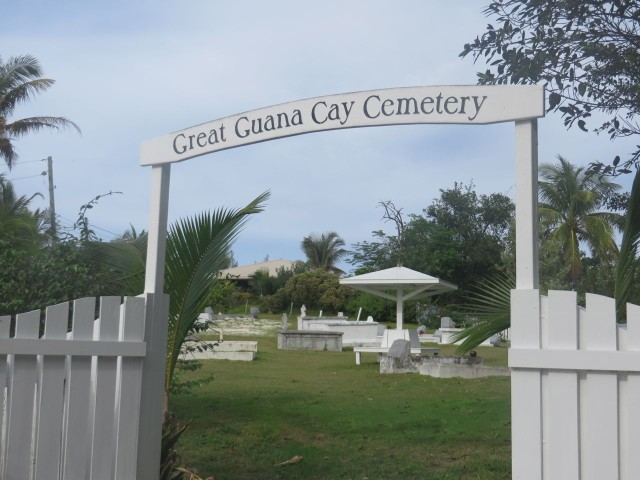 Great Guana Cay Cemetery