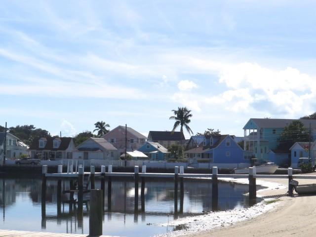 Harbor sight