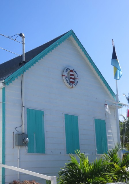 The Hope Town Sailing Club