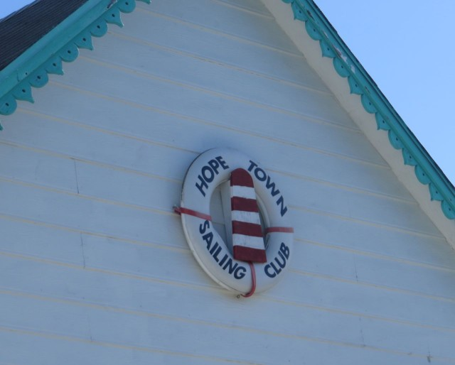 Hope Town Sailing Club symbol