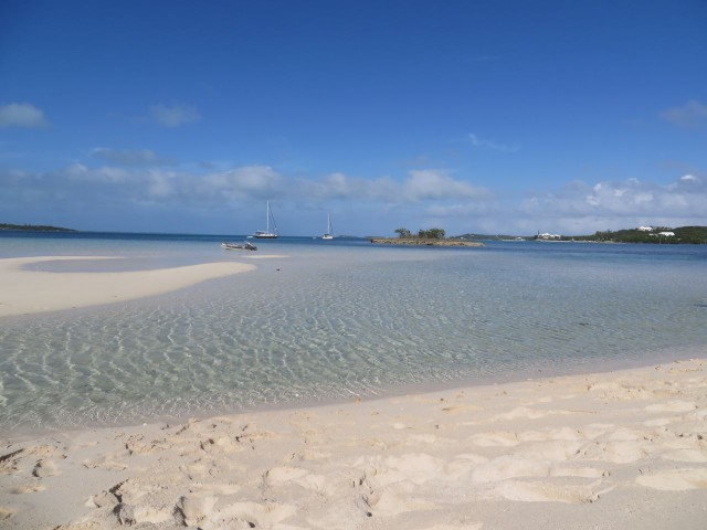 Tahiti Beach, Elbow Cay