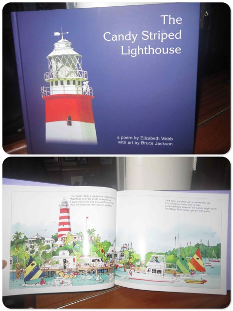 The Candy Striped Lighthouse
