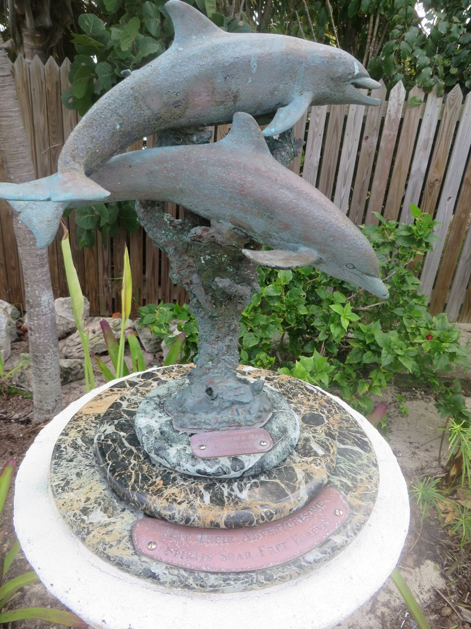 Elegant Dolphin Garden Statues Home Design Ideas And Pictures