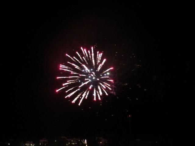NYE Fireworks 37
