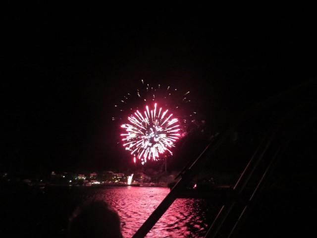 NYE Fireworks 9