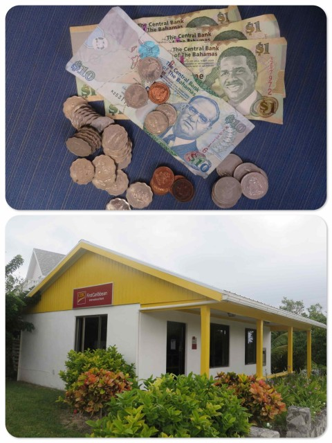 ~ Bahamian cash ~First International Caribbean Bank