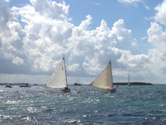 Abaco sailing dinghies