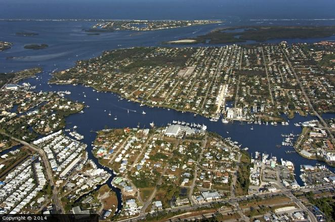 Overview of Manatee Pocket