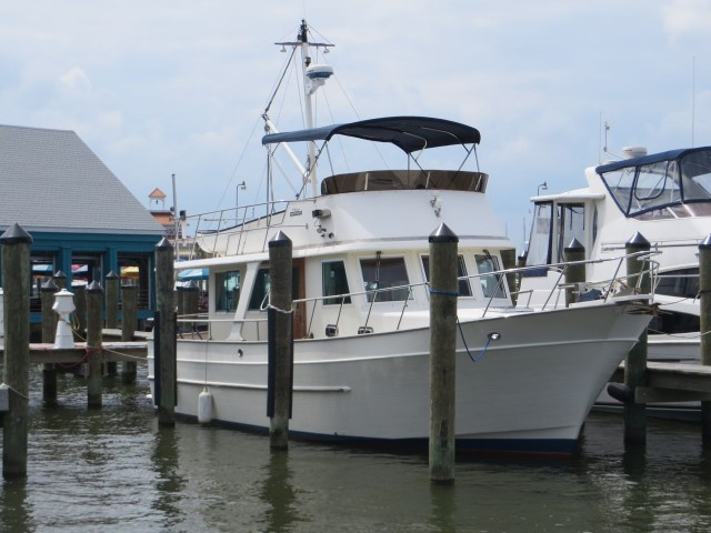 Our first look at the Mariner Orient 38