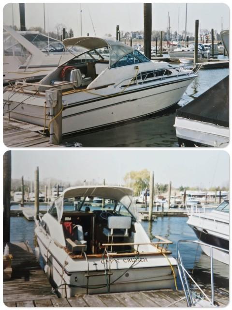 26 foot Sea Ray - Captain Crunch
