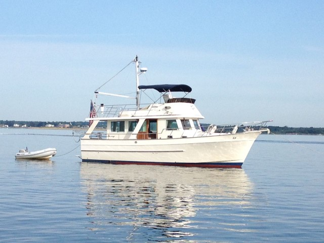 our Mariner Orient 38