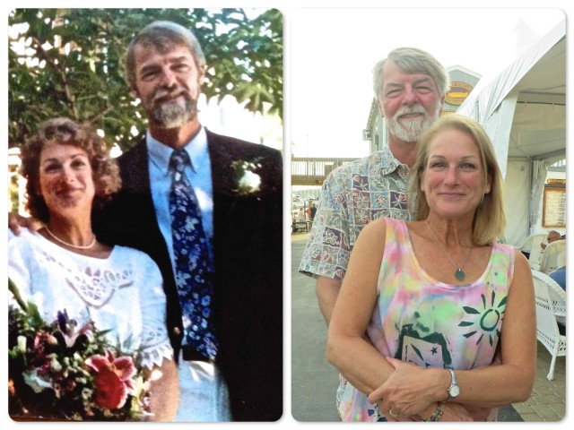 August 6, 1994 and August 6, 2014 20 amazing and wonderful years together!!