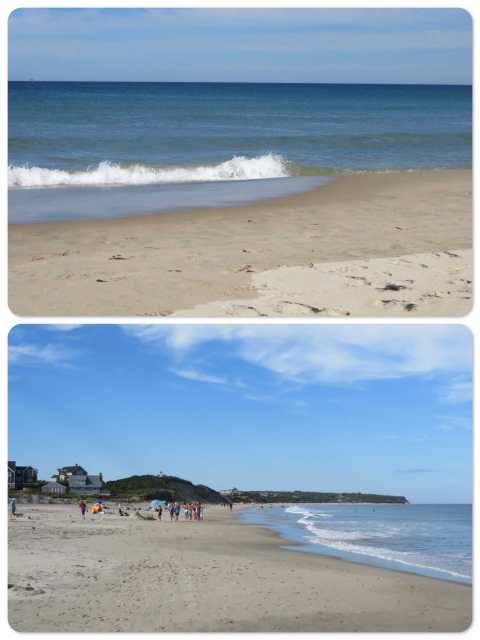 Scotch Beach - one of the best in New England