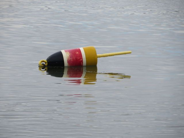 Buoy marks the spot!