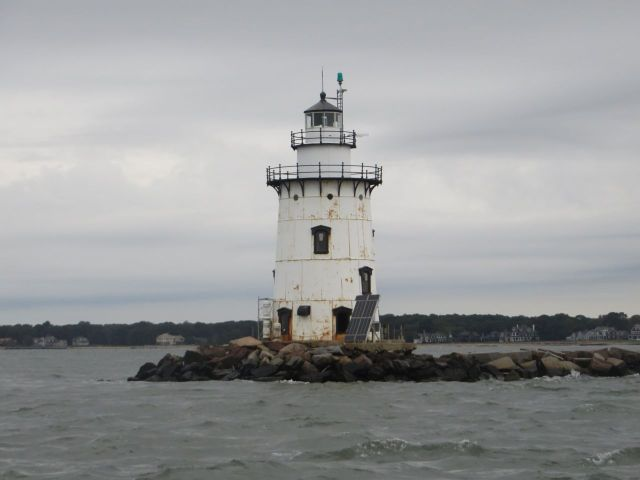 Saybrook Point Light