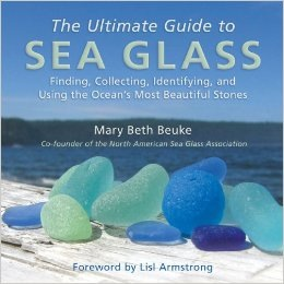 In the museum store, I found this book. Not only can I indulge my love of sea glass hunting all through the long winter, but I will also remember our trip to Maine each time I turn the pages.