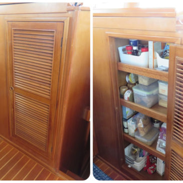 Transforming the Trawler, Part 3  – The Galley Makeover