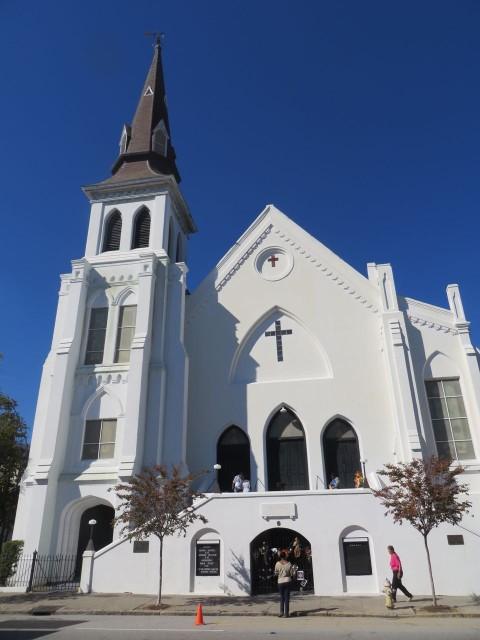 12 african church