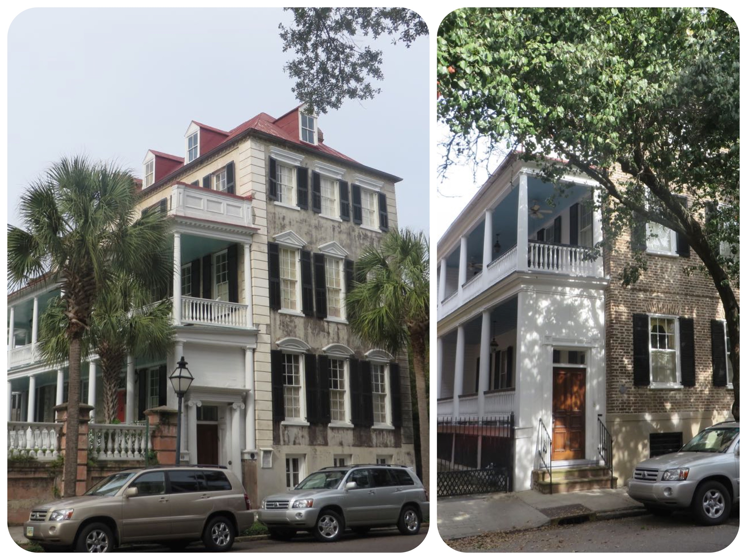 Captivated by charleston s charm again kindred spirit for Charleston single house