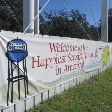 Southport, The Happiest Seaside Town in America