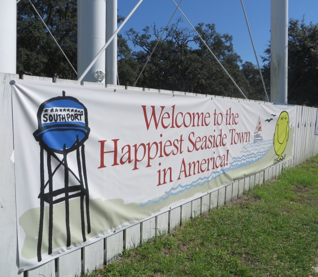 """Happiest Seaside Town in America"""
