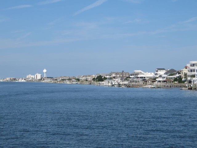 Wrightsville Beach - a seaside town.