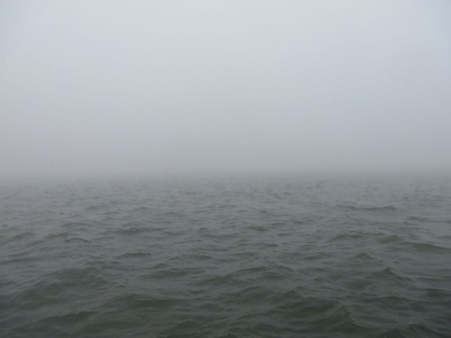 Can't see much at all!