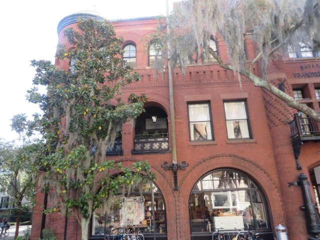 SCAD - Savannah College of Art and Design, founded in 1978. SCAD has worked throughout the city to preserve the architectural heritage by restoring buildings for use as college facilities.