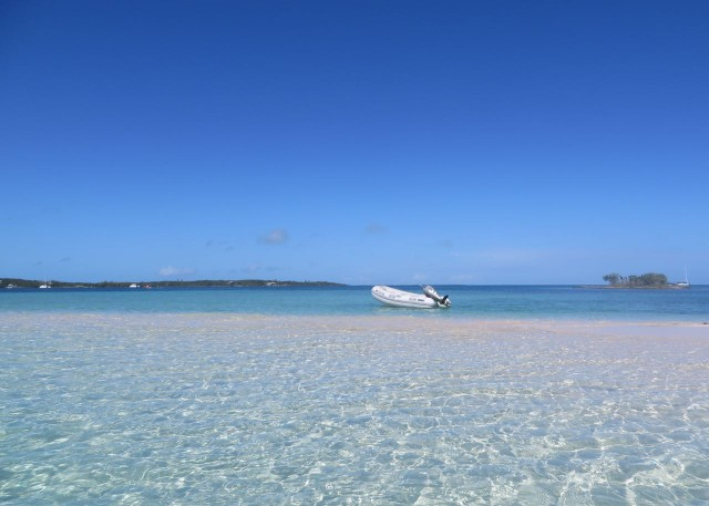 Tahiti Beach 8 dink