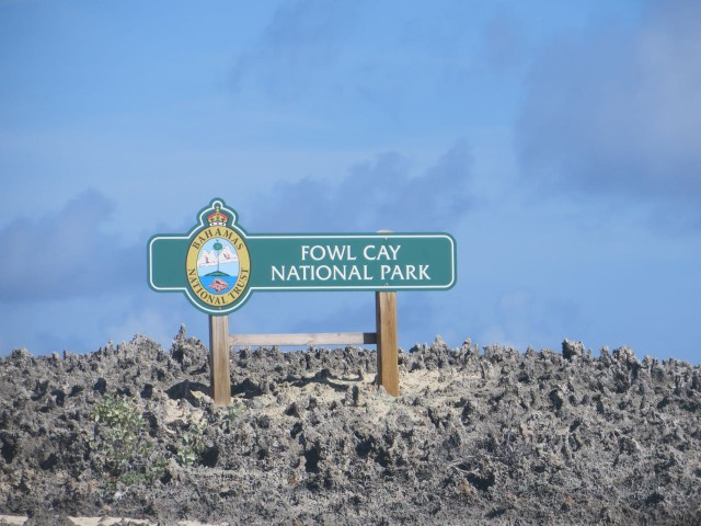 Fowl Cay National Park