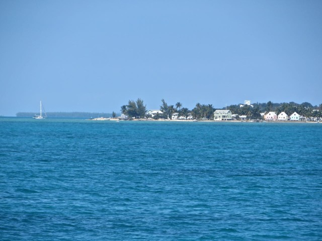 Green Turtle Cay ahead
