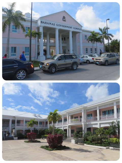 The new Bahama Government Complex
