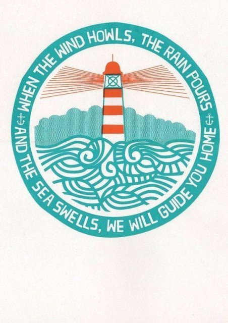Lighthouse insignia