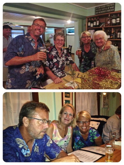 We introduced Charlotte and Magnus (Swede Dreams) to Wine Down Sip Sip and Sara and Deanna gleefully inducted them into the SOTS.