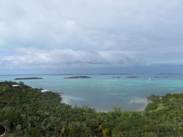 The Parrot Cays, west of Elbow Cay